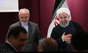 عکس/ دیدار روحانی با ایرانیان مقیم سوئیس