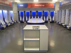 عکس/ اقدام جالب ژاپنی ها پس از حذف از جام جهانی