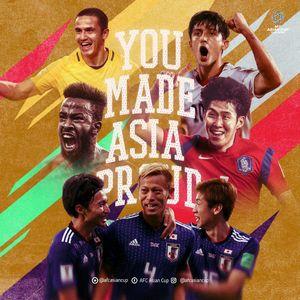 عکس/ شما آسیا را سربلند کردید