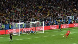 انگلیس و کلمبیا