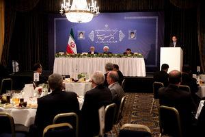 عکس/ دیدار روحانی با ایرانیان مقیم اتریش