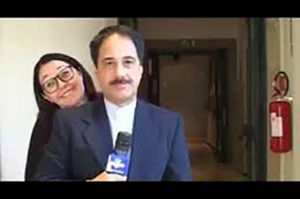 فیلم/ آخرین پشت صحنه از پلاتوهای حمید معصومی نژاد!