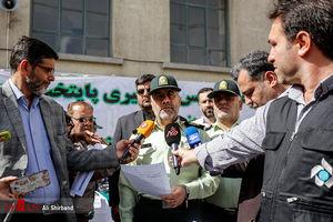 دستگیری 195 نفر از اراذل و اوباش پایتخت