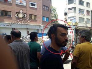 عکس/ اغتشاشگران بازار تهران را شناسایی کنید