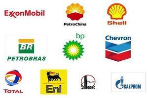 کمپانیهای نفتی نمایه