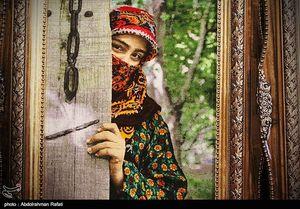 عکس/ نمایشگاه فرش دستباف همدان
