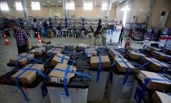 نتایج بازشماری دستی آراء در کرکوک