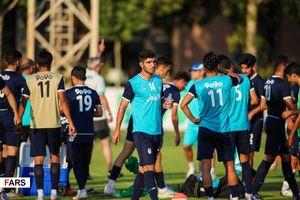 27 بازیکن دعوت شده به اردوی تیم ملی امید