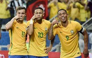 سرنوشت نبرد بزرگ برزیل و بلژیک را کدام ستاره رقم می زند؟
