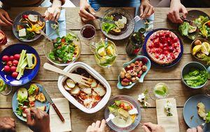 بهترین وعدههای غذایی فصل گرما