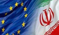 اروپا در مقابل تحریم آمریکا کاری برای ایران نکرد