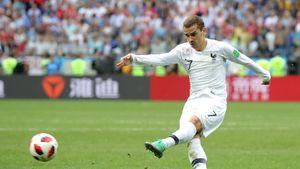 بهترین بازیکن دیدار فرانسه و اروگوئه انتخاب شد