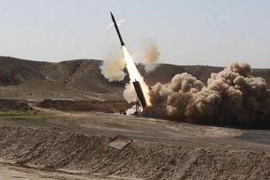 موشک بدر یمن