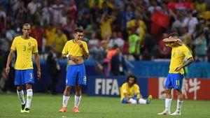 """پایان عصر ستارهمحوری در فوتبال دنیا/برزیل حذف شد چون """"تیم"""" نبود!"""