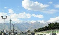 وضعیت ترافیکی تهران در اولین روز تغییر ساعات کار اداری