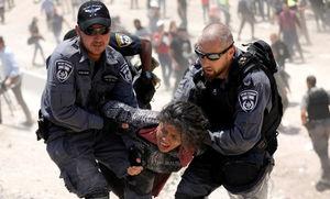 فیلم/ شکنجه ناجوانمردانه اسیر فلسطینی