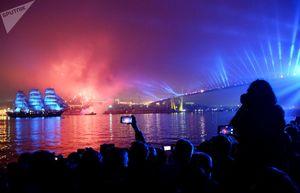 عکس/ زیباترین کشتی بادبانی