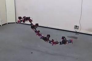 فیلم/ ساخت پهپاد جالب رباتیکی!