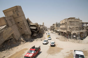 عکس/ موصل یک سال پس از داعش