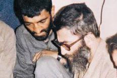 عکس/ مادر حاج احمد متوسلیان در بستر بیماری