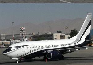 هواپیماى بوئینگ ٧٣٧ با علامت ثبت N30ISR (امریکا)