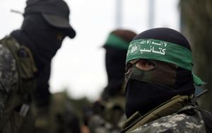 کماندوهای حماس