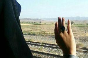 یک دختر: باورم نمیشود آنقدر گناه کرده باشم + عکس