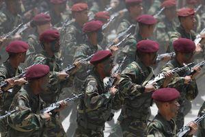 عکس/ رژه روز استقلال ارتش ونزوئلا