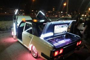 فیلم/ جشنواره خودروهای کلاسیک و آفرود در اسلامشهر