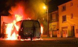 تداوم ناآرامیها در ششمین شهر بزرگ فرانسه +عکس