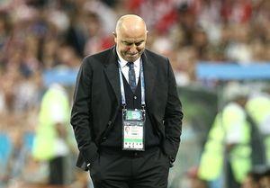 واکنش سرمربی روسیه به حذف از جام جهانی