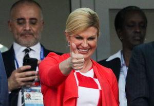 """رئیسجمهور """"مهربان"""" کرواتها یا جنایتکارِ مست؟! +عکس"""