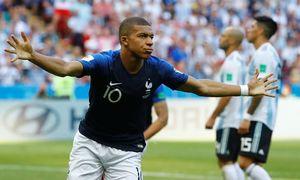 تمجید مارادونا از ستاره فرانسه