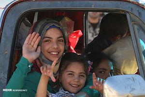 مهاجرت معکوس آوارگان سوری