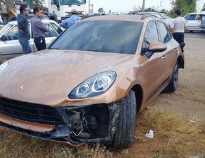 اعلام علت تصادف سردار آزمون از سوی پلیس