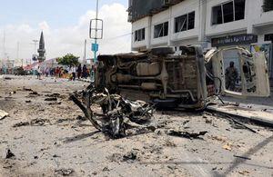 عکس/ حملات خونین الشباب به سومالی