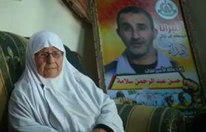 پیام مادر اسیر فلسطینی به «نتانیاهو»