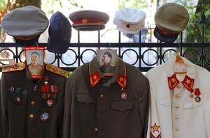 عکس/ پناهگاه مخفیانه استالین !