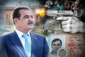 جمهوری آذربایجان: ترور مشکوک «ولی اف» کار ایران و مدافعان حرم است