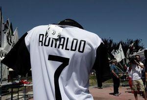 پیراهن رونالدو