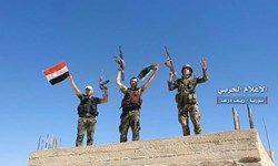 تسلط ارتش سوریه بر «مرکز پدافند هوایی» در غرب درعا