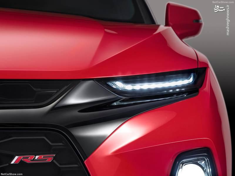 Chevrolet Blazer (2019)