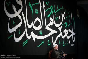 برای عزای شهادت امام صادق(ع) به این هیأتها بروید +نشانی