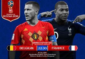 برنامه روز بیست و هفتم جام جهانی 2018 روسیه,