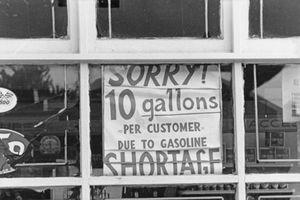 بحران نفتی 1973