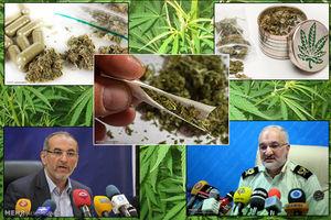 بیشترین کشفیات موادمخدر دراطراف مدارس چیست؟