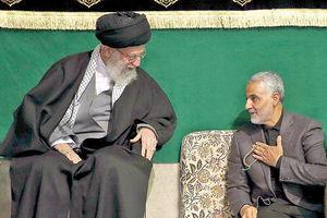 نماهنگی زیبا از بیانات رهبرانقلاب و سردار سلیمانی