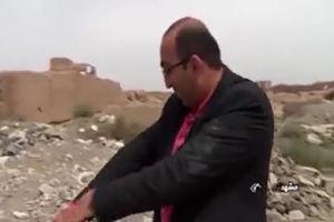 فیلم/ تلاش یک خبرنگار برای کشف کالای قاچاق!