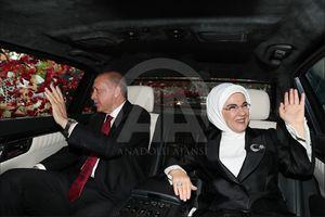 عکس/ لیموزین گرانقیمت اردوغان