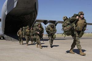 استقرار نظامیان آمریکایی در جزیرهای در جنوب یمن +نقشه